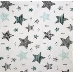 Gwiazdy wzorzyste miętowe w221