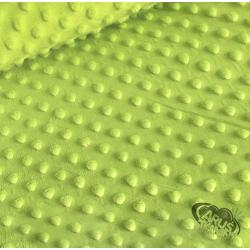 Jaskrawo zielone Minky